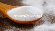 bicarbonate de soude ou karibonetra
